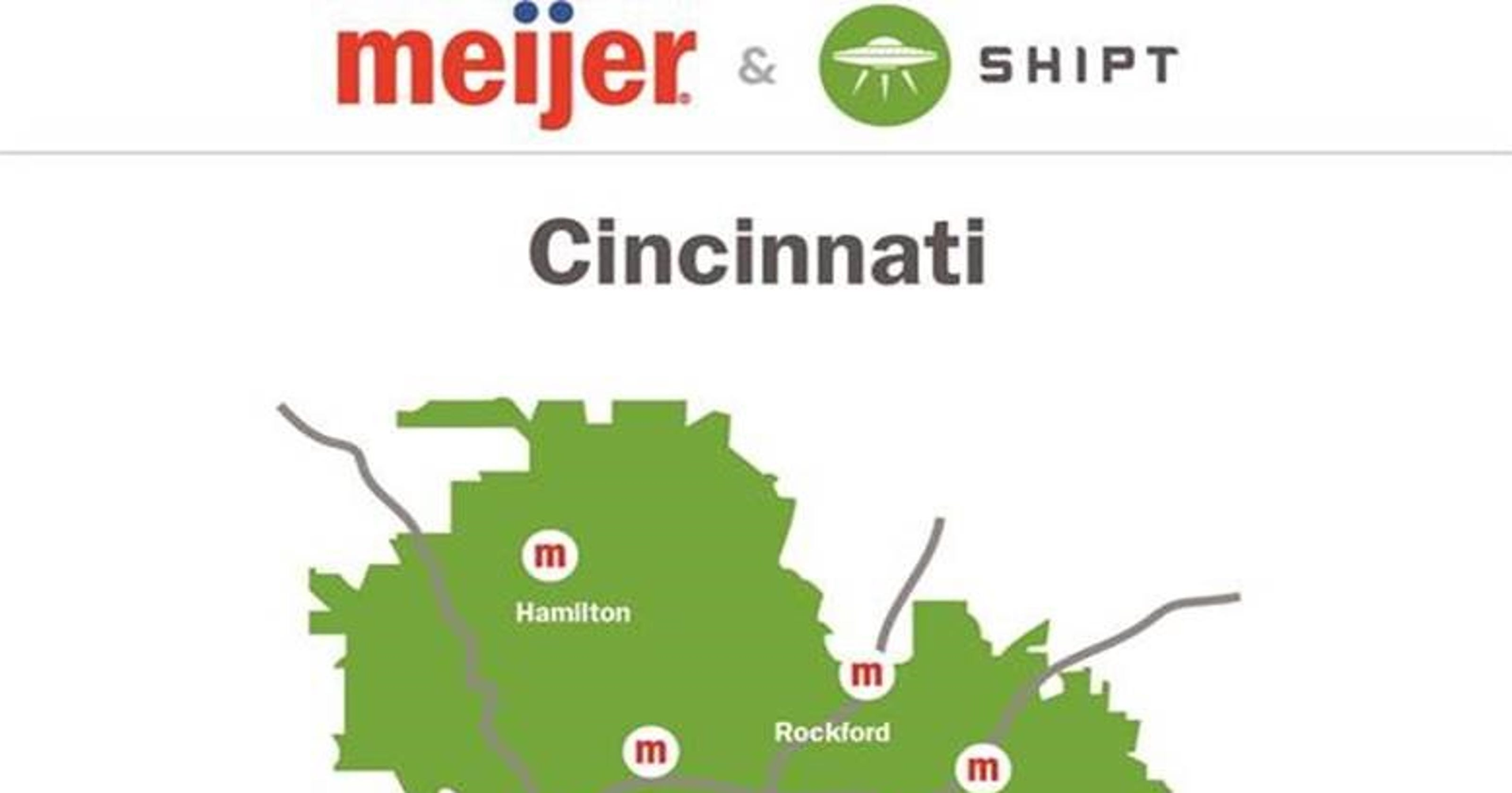 Want groceries delivered? Here are your options in Greater Cincinnati