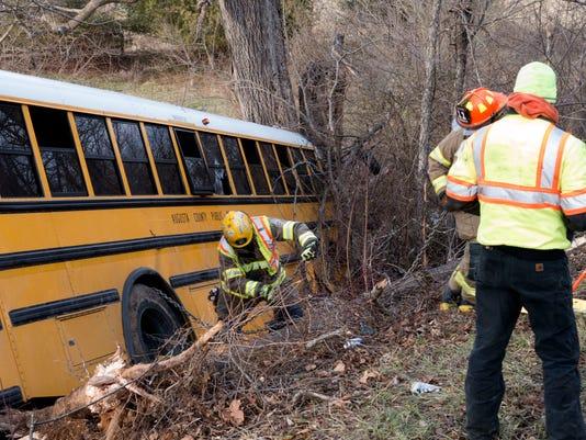 Fishersville bus wreck