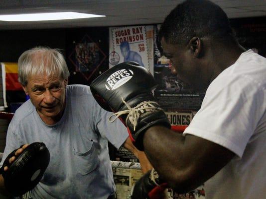 Steve Canton SJC Boxing