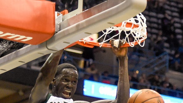 Thon Maker's ceiling is high says teammate Giannis