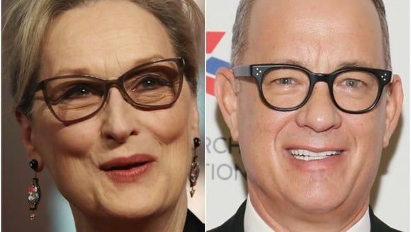 Acting giants Meryl Streep and Tom Hanks star in 'The