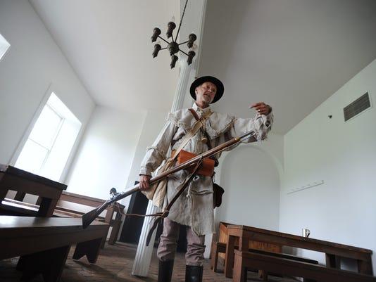 FT WAYNE WAR OF 1812 REENACTMENT 8