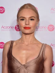 Kate Bosworth, seen in 2016 in New York City, will