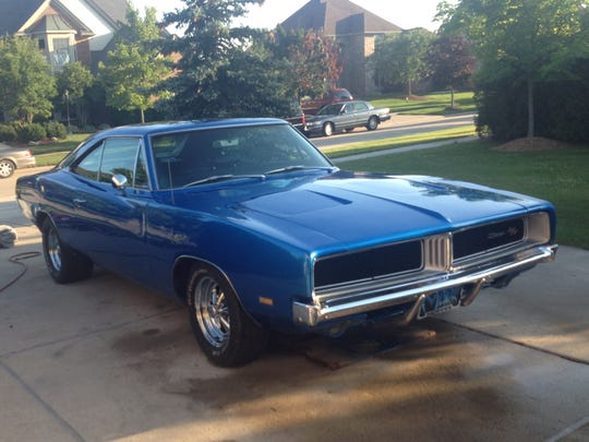 This classy 1969 Dodge Charger is ready for Autorama for the first time.
