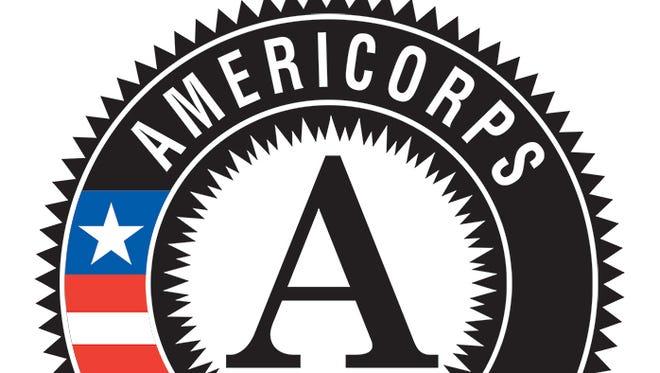 AmeriCorps 20th anniversary logo