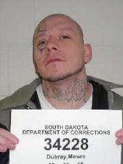 Moses Dubray was found dead along Highway 89 Jan. 11,