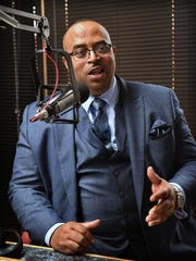 The Rev. E.J. Tyson talks about starting his radio