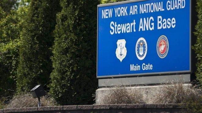 Stewart Air National Guard Base.