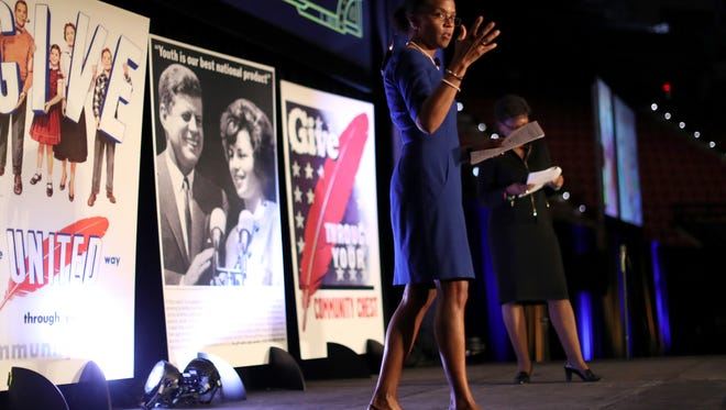 Katrina Rolle, president & CEO of the 