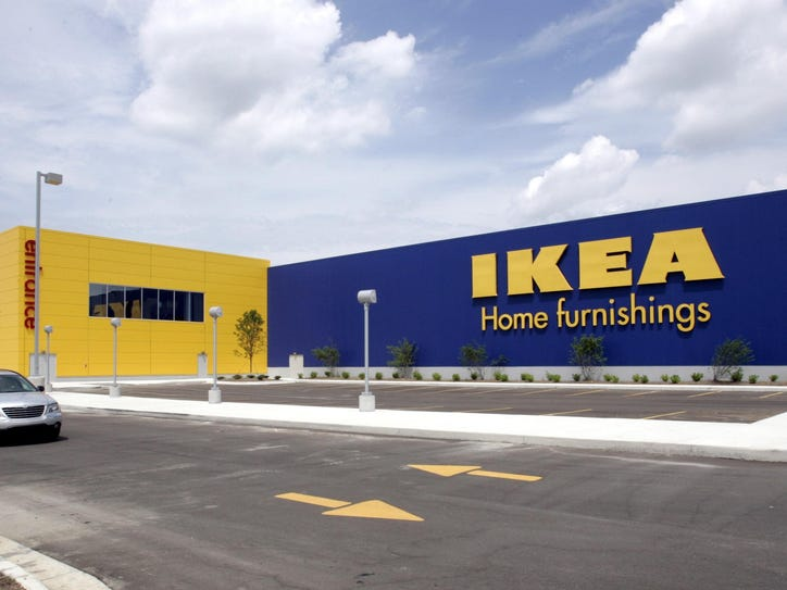 Ikea has selected a site for its new Nashville store.