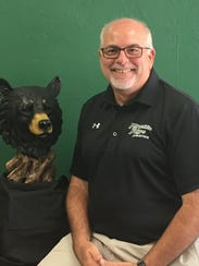 Brent Brickzin was named the new athletic director