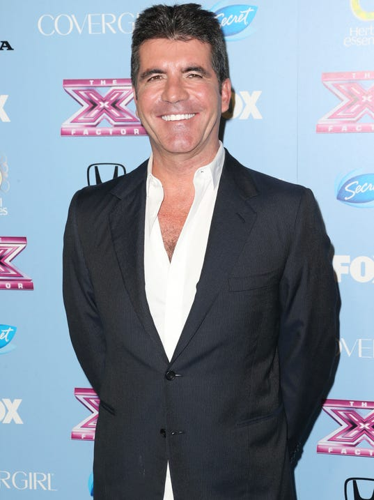 Simon Cowell of The X Factor
