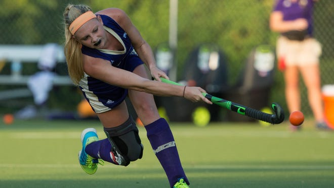 Glassboro native and West Chester field hockey player Rachal Toppi got named the 2016 National Field Hockey Coaches Association Division II Player of the Year award on Tuesday.