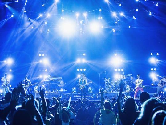 Bruno Mars - Moonshine Jungle Tour - Key Arena - Seattle, WA