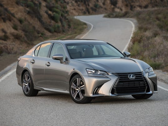 Auto review: Lexus adds a four-cylinder GS model, but does it lose too much in the process?