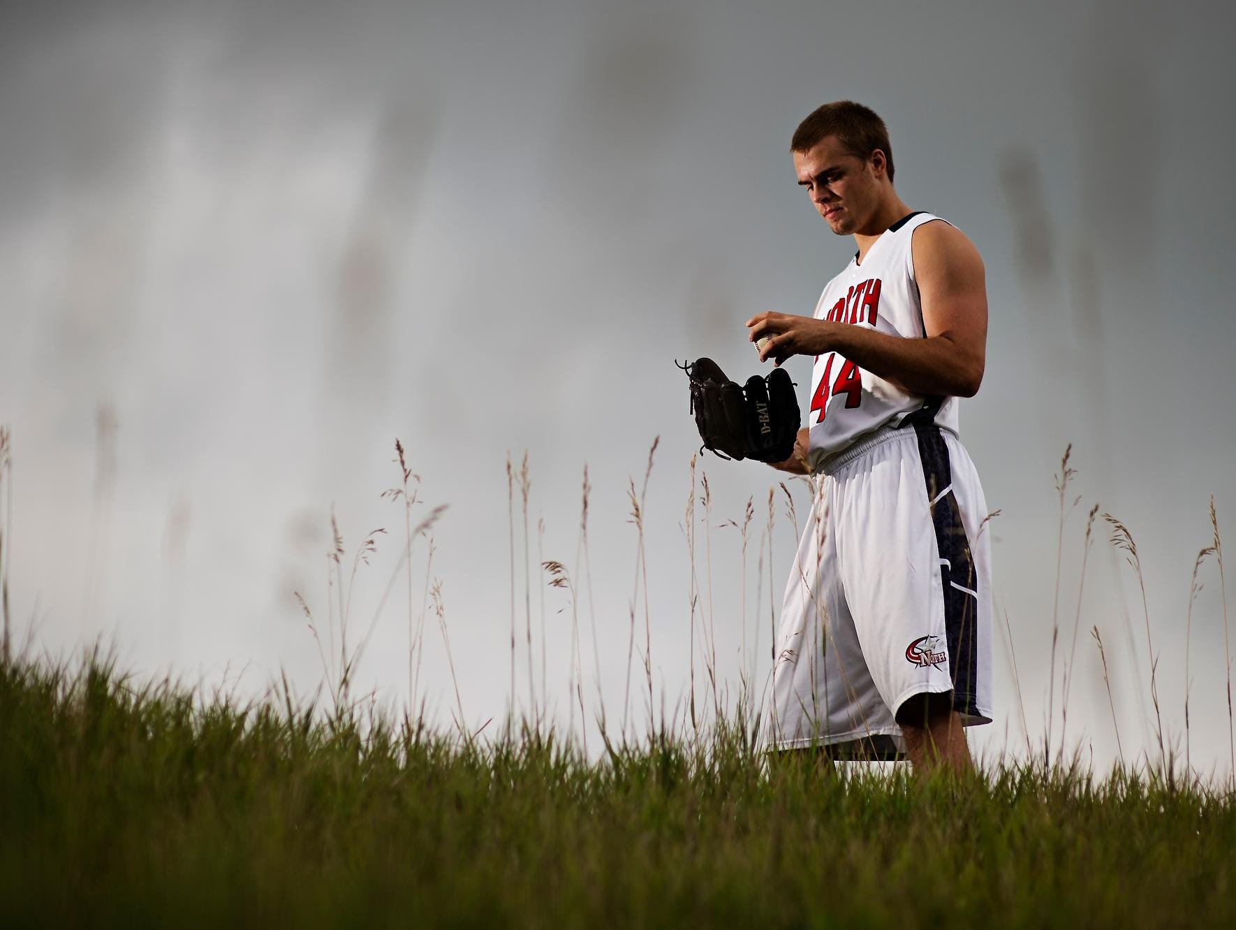 Sioux City North's Daniel Tillo is this year's Register boys' high school athlete of the year.