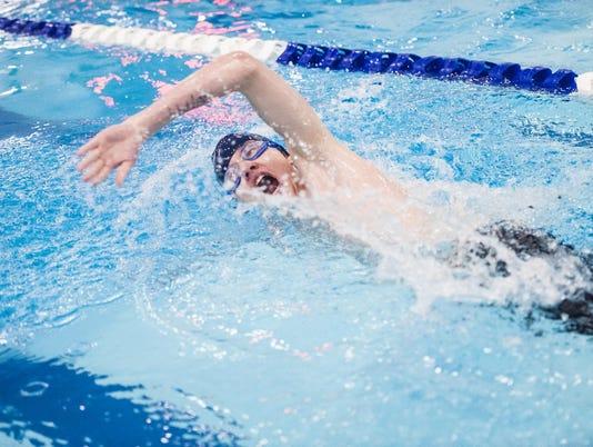 Crosstown Swimming