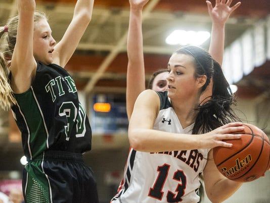8C Girls Basketball Tournament