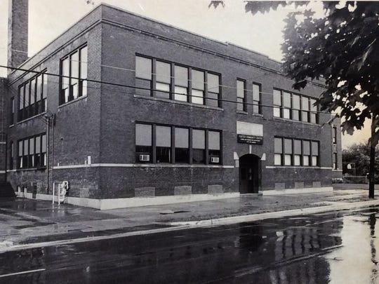 Foster Community Center, September 1981.
