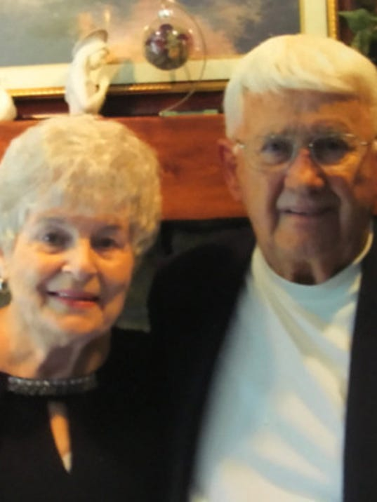 Anniversaries: Charles Williams & Lenore Williams
