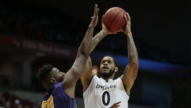 Quadri Moore did not play much during his University of Cincinnati basketball career, and now Moore is transferring.