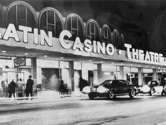 The Latin Casino was a jewel in Cherry Hill's crown