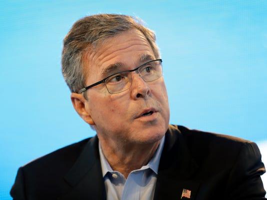 AP GOP 2016 BUSH LAWSUITS A FILE USA IA