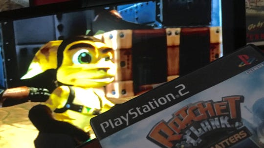 Ratchet and Clank comes in at No. 48 on the 50 Greatest