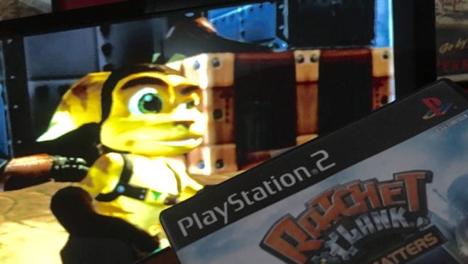 Ratchet and Clank comes in at No. 48 on the 50 Greatest Games list.