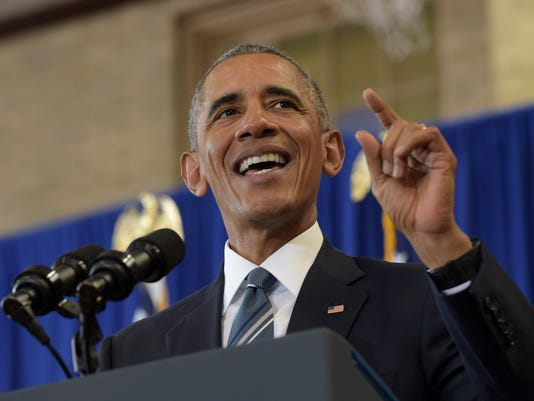 Barack Obama AP