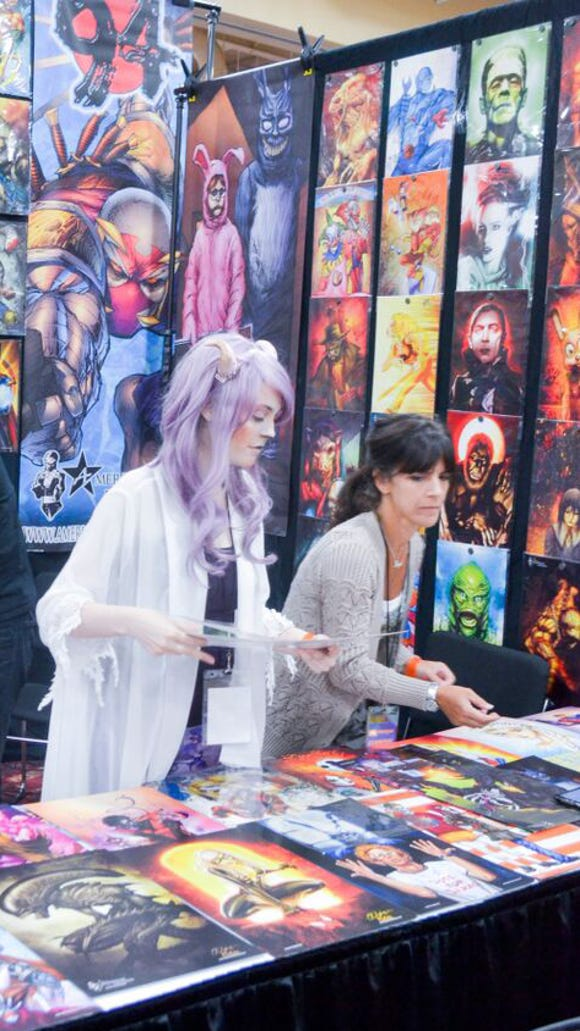 Amazing Las Vegas Comic Con will take place June 23