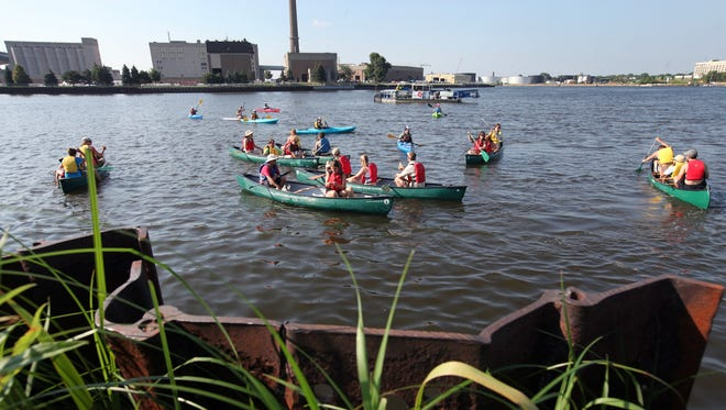 The Milwaukee, Menomonee and Kinnickinnic rivers are growing in popularity but still struggle with pollution.