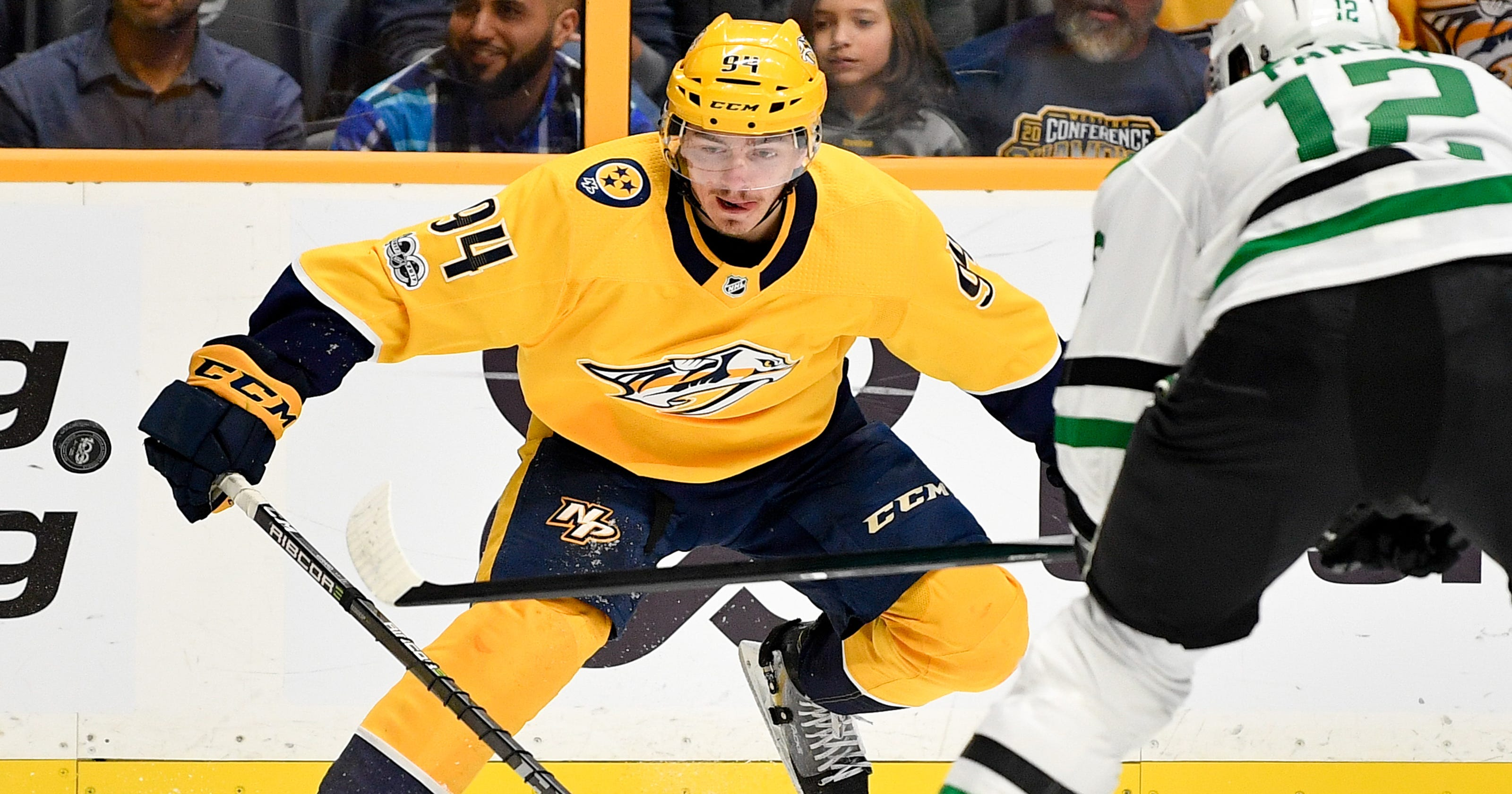 Predators mailbag  Will Samuel Girard stick in Nashville cc49816cc