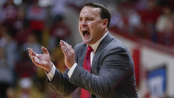 Archie Miller wants the Hoosiers to land in the top 50 nationally in defense.
