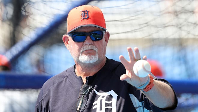 Tigers manager Ron Gardenhire.