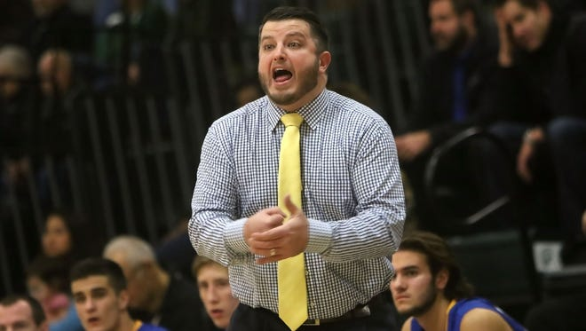 New Berlin West boys basketball coach Brandon Mattox is stepping down from his post after three-plus years.