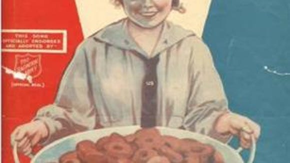 "? ? National Donut Day commemorates the ""donut lassies,"" female Salvation Army volunteers who provided writing supplies, stamps, clothes-mending and home-cooked meals, and of course, donuts, for soldiers on the front lines."