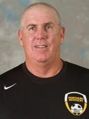 John Basalyga is former Turpin soccer coach and current coach at Northern Kentucky University (2015)