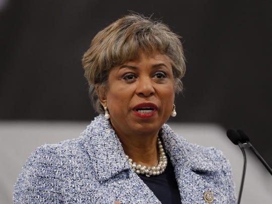 U.S. Rep. Brenda Lawrence, D-Southfield