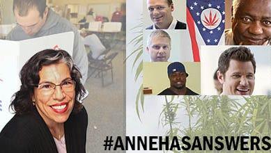 Enquirer reporter Anne Saker