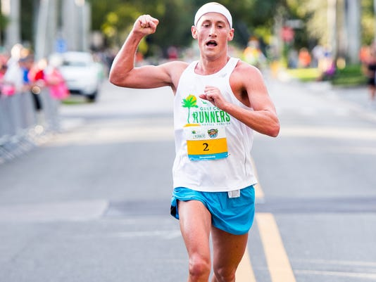 NDN Half Marathon Tyler McCandless