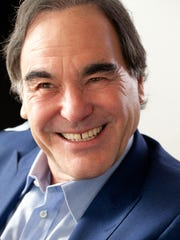 """Director Oliver Stone to appear at the 2015 Virginia Film Festival in Charlottesville. Stone will be featured in a discussion with  educator, author and Vietnam War expert Robert Toplin as they talk about """"Born on the Fourth of July."""""""