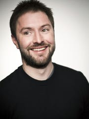 Comedian Adam Cayton-Holland is one of the headliners
