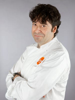 Chef Rob Bleifer of the Food Network