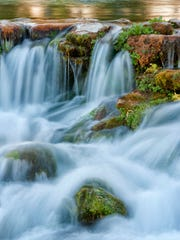 Giant Springs State Park, on the edge of the Missouri River near Great Falls is the most visited state park in Montana.
