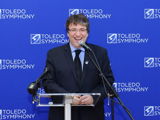 Alain Trudel has been named music director of the Toledo