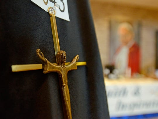 The Roncalli Pierside Auction has nearly 1,500 items in its silent and oral auction events ranging from religious pieces to sports memorabilia to home and garden.