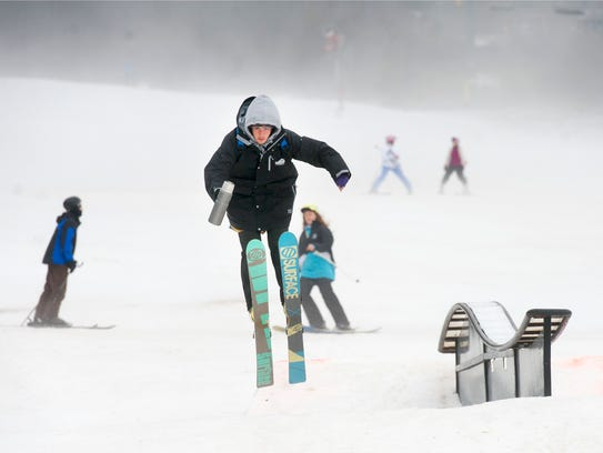 Hit the slopes, Dec. 6    Lewisberry: Head outside