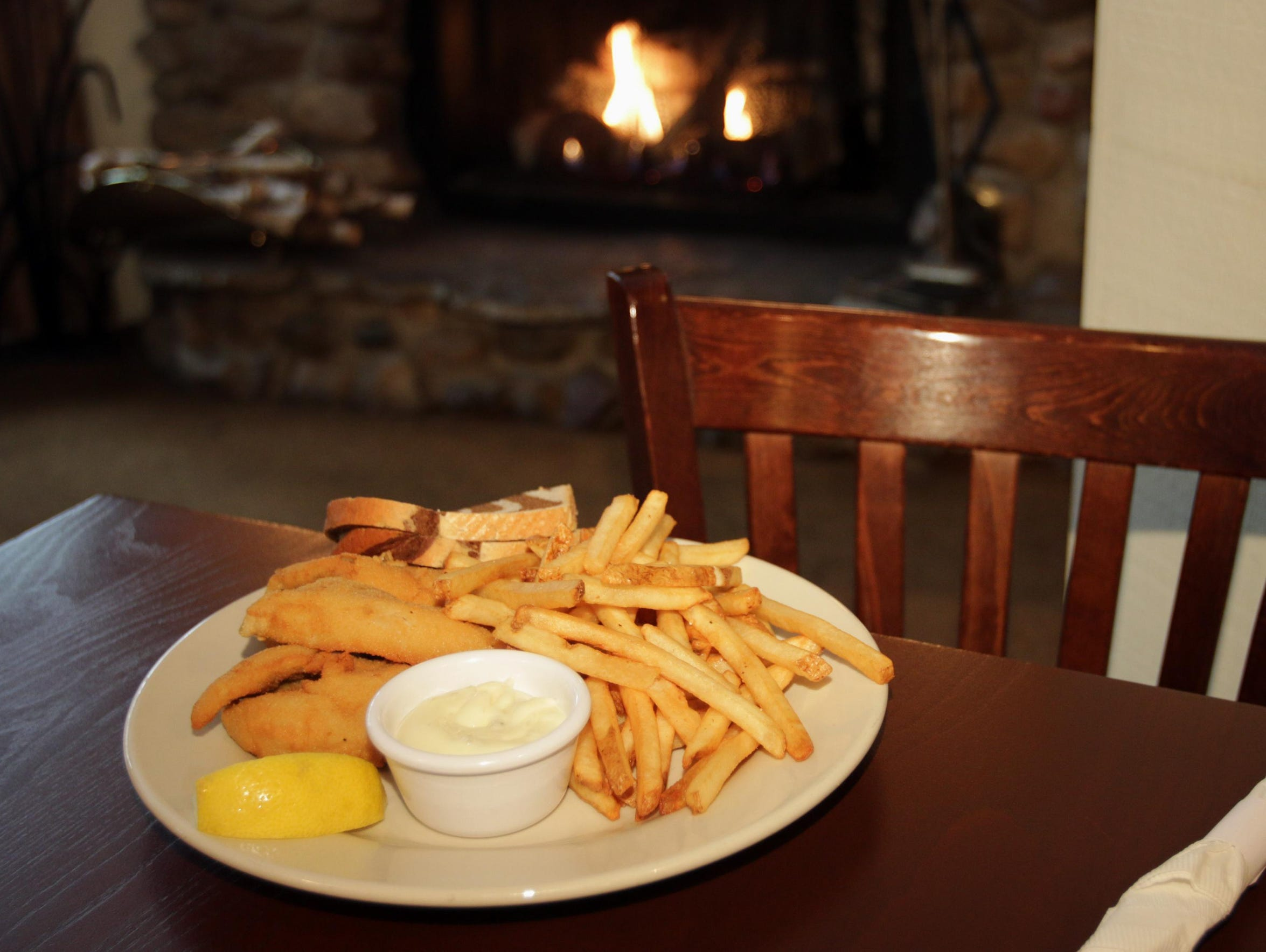 Majerle's Black River Grill was voted the best overall