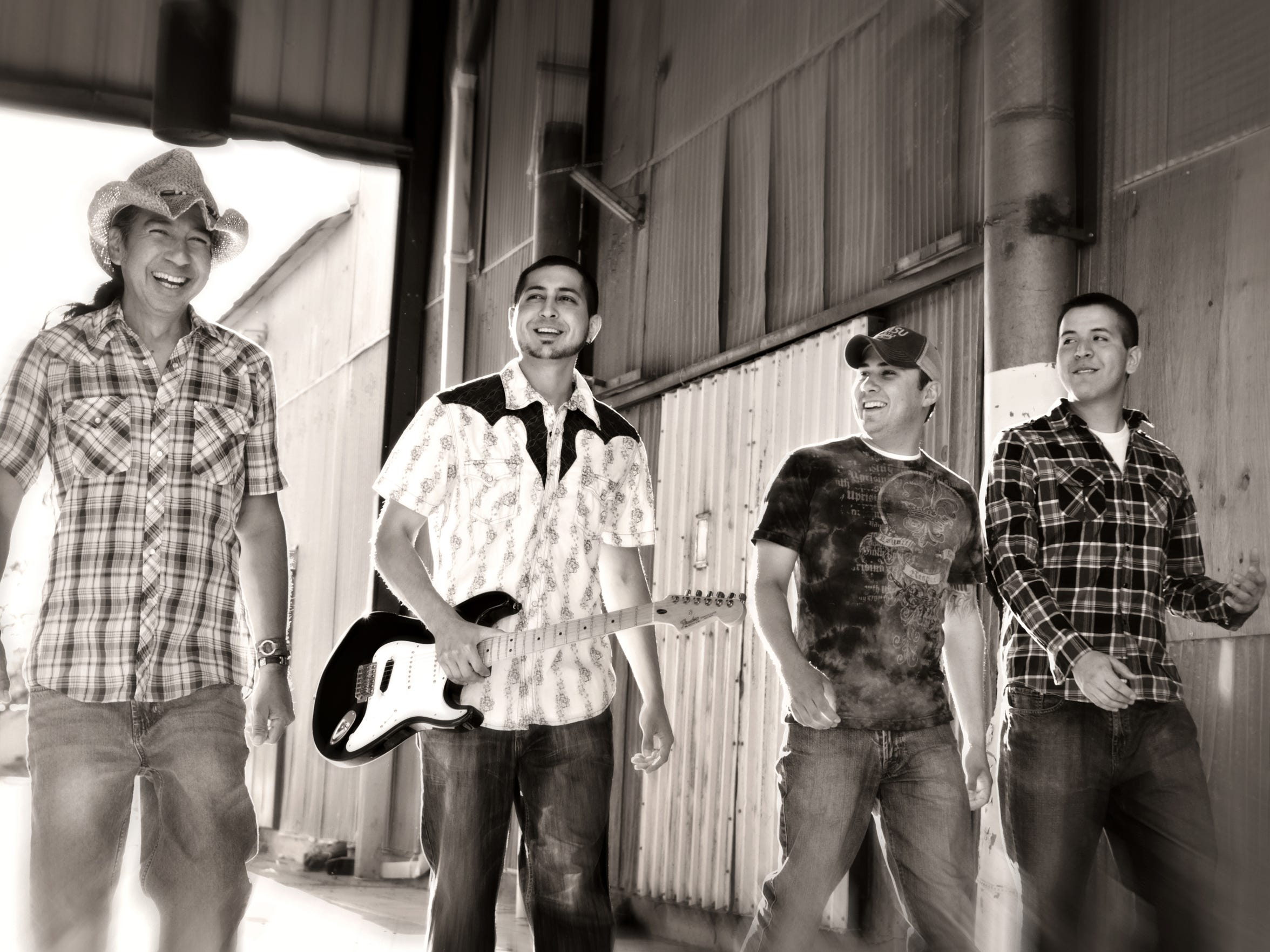 Crooked Beaver Creek is one of six groups set to perform live at the SNM State Fair. The group opens Friday for headliner the Casey Donahew Band.